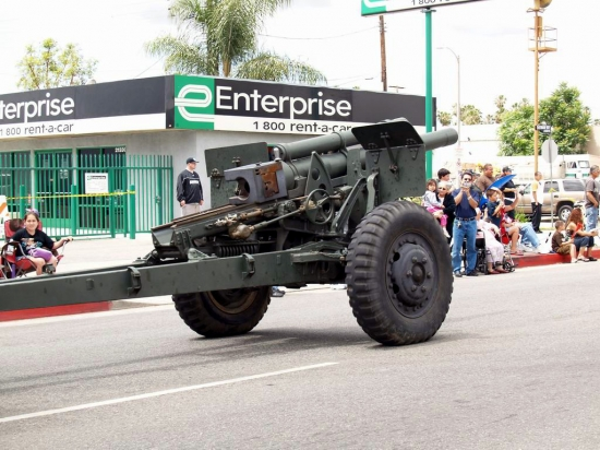 Army Truck And Gun  2