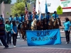 Blue Shadows Mounted Drill Team  1