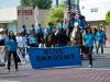 Blue Shadows Mounted Drill Team  2