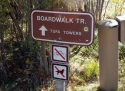 Boardwalk Tr. Sign 
