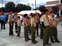 Boy Scouts Of America.
