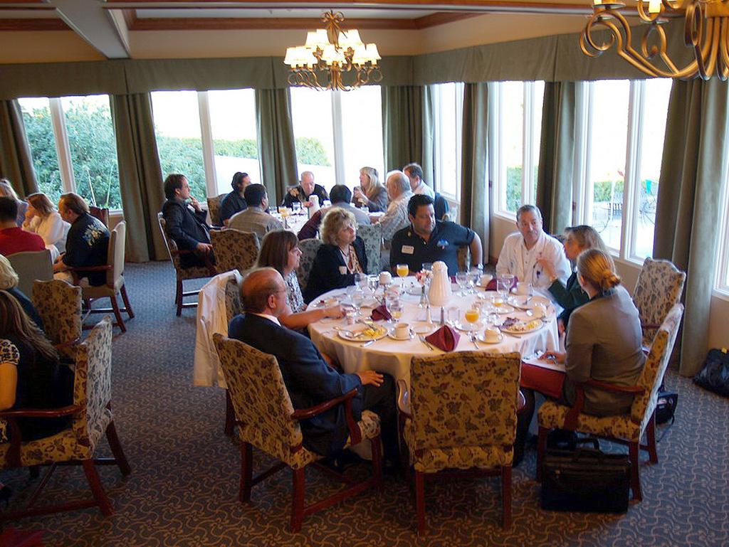 Networking Breakfast  8