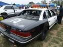Bullet Hole Cop Car 01