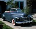 Cadillac Convertible - 1941