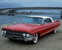 Cadillac Convertible 1961