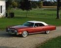 Cadillac Eldorado Convertible 1971