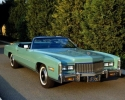 Cadillac Eldorado Convertible 1975