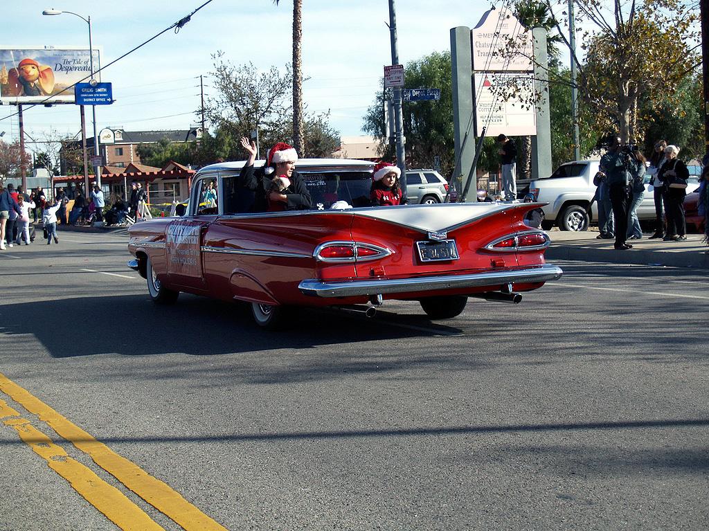 Chevy El Camino 1960  3