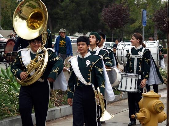Canoga Park Marching Band  13