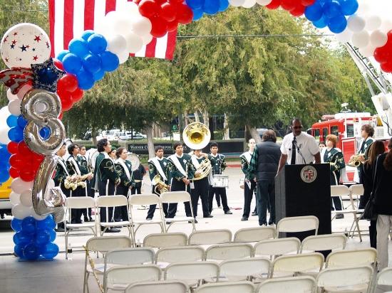 Canoga Park Marching Band  17