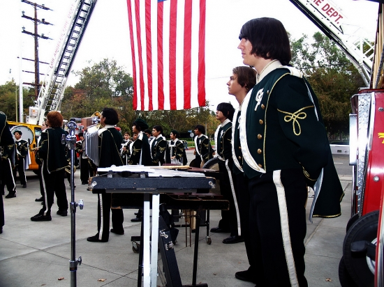 Canoga Park Marching Band  19