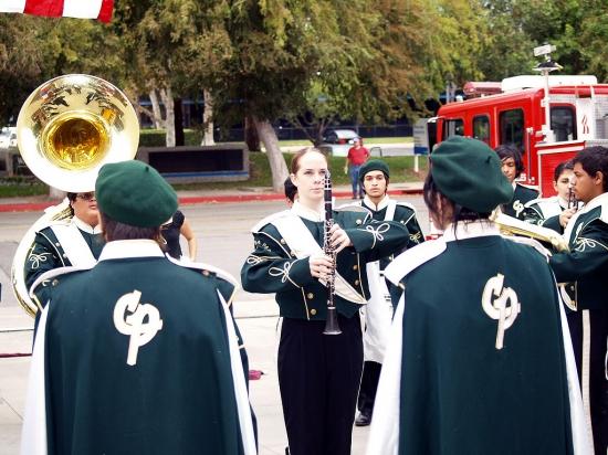 Canoga Park Marching Band  11