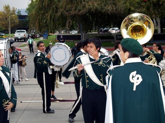 Canoga Park Marching Band  12