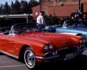 Corvette Convertible 1962