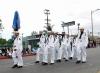 Navy Jr ROTC Drill Team