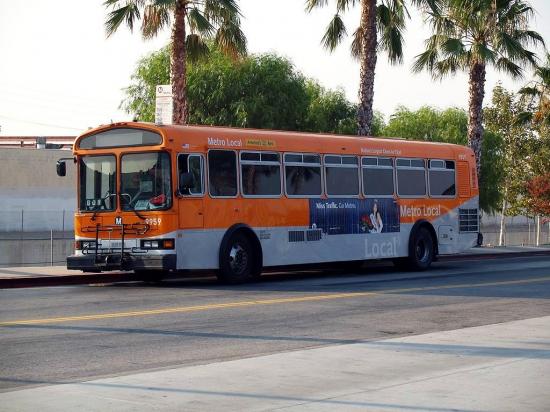 Metro Bus  3