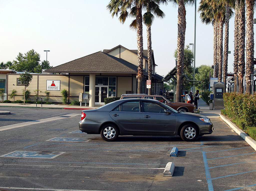 N. Parking Looking South  5