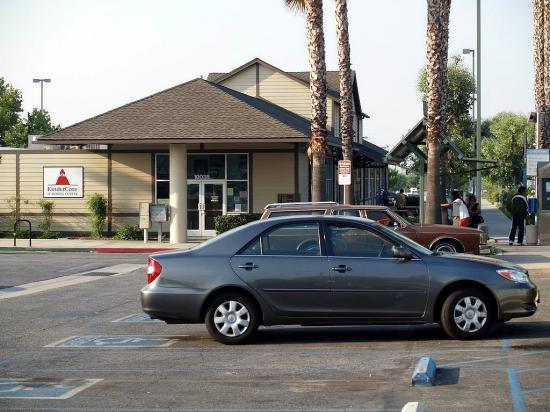 N. Parking Looking South  6