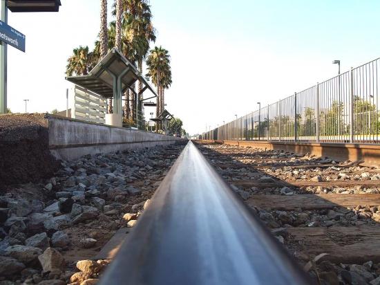 Railroad Rail  1