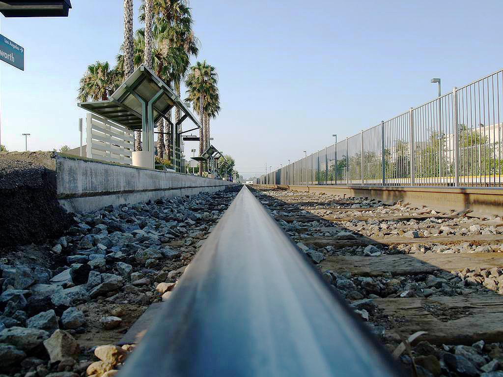 Railroad Rail  2