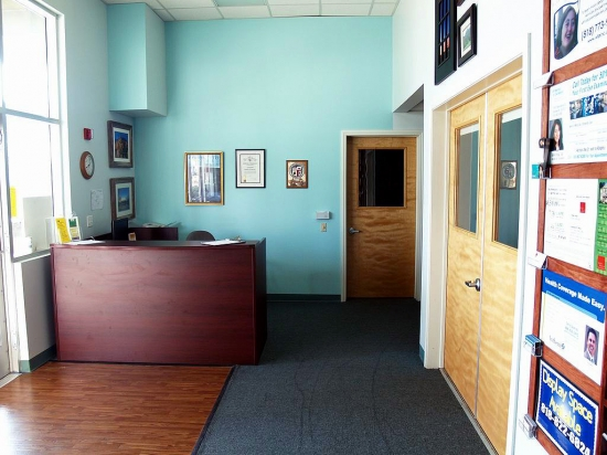 Reseption Desk  1