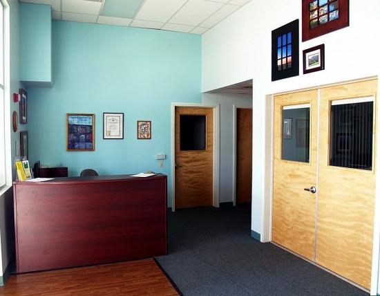 Reseption Desk  2
