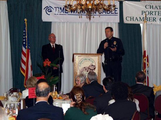 Deputy Chief Of Police Valley Bureau Michel Moore . 3