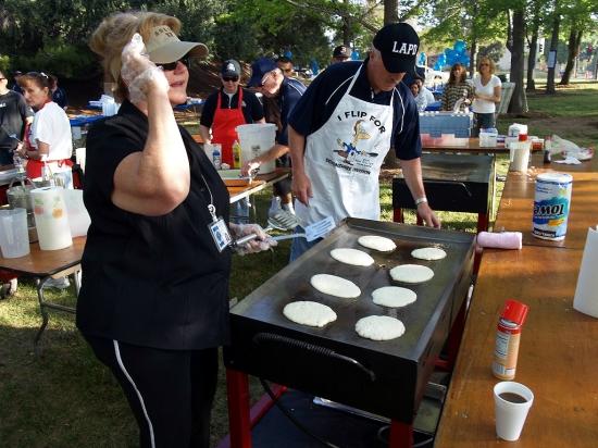 Devonshire Pancake Breakfast  17