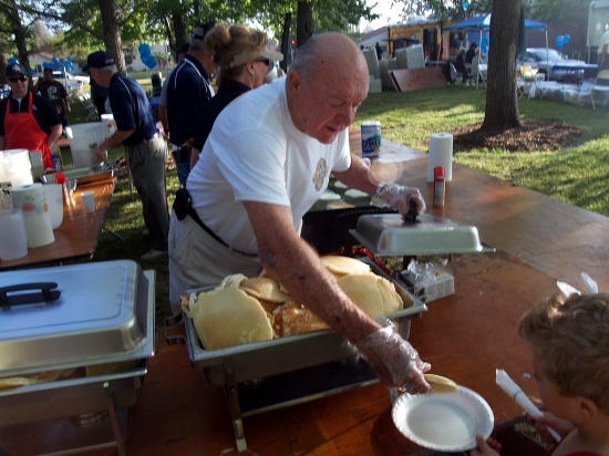 Devonshire Pancake Breakfast  19