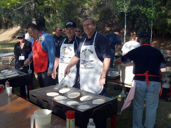 Devonshire Pancake Breakfast  24