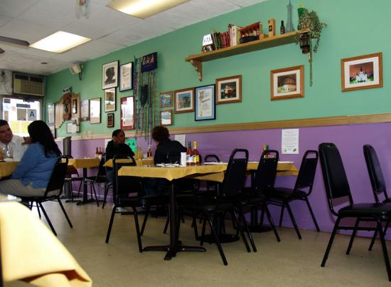 Dinning Room A Ratting