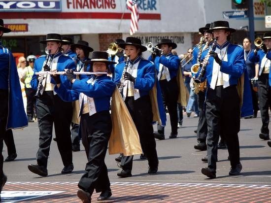 El Camino Marching Band  3