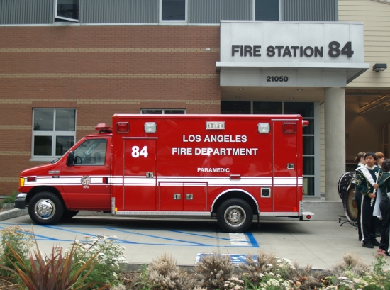 Fire Station 84  12