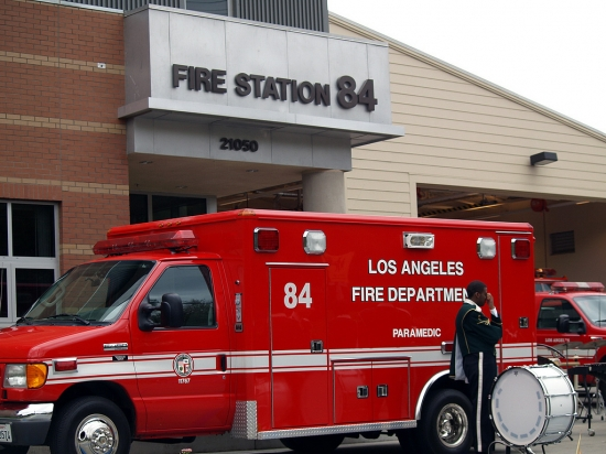 Fire Station 84  15
