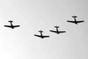 Flying Missing Man Formation9