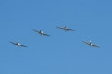 Flying Missing Man Formation 2