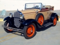 Ford 1930 Convertible  03