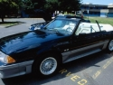 Ford Mustang Gt Convertible 1987