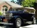 Ford Phaeton Model A 1928