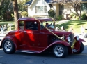 Ford Red 1932  2