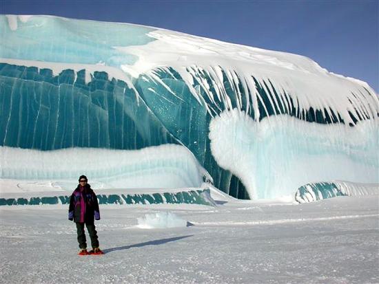 Antarctica Frozen Wave 13