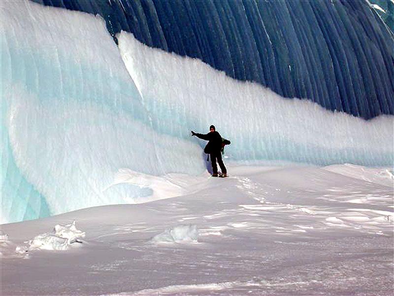 Antarctica Frozen Wave 15