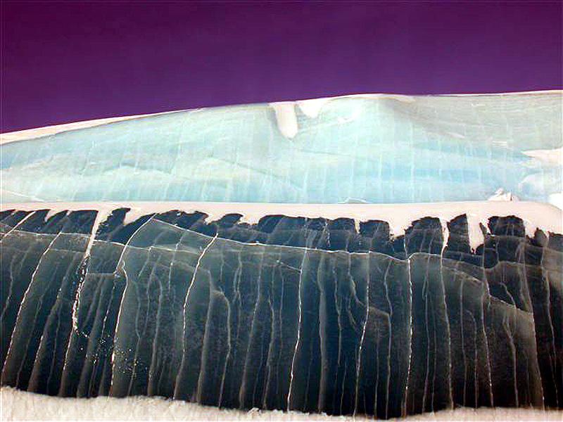 Antarctica Frozen Wave 16