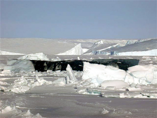 Antarctica Frozen Wave 19