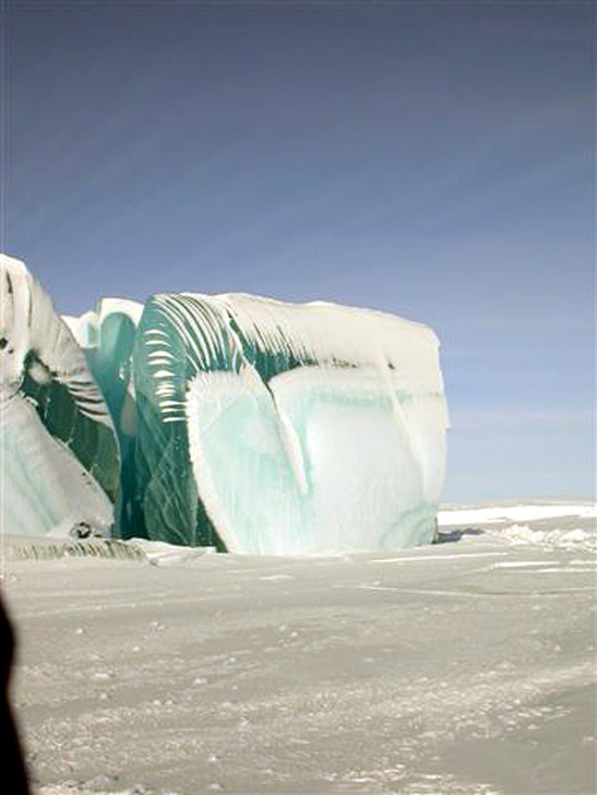 Antarctica Frozen Wave 14