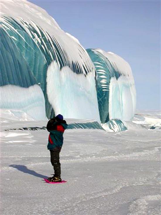 Antarctica Frozen Wave 17