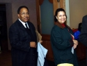 Reverend John & Michaelle  Washington