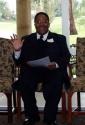 Reverend John Washington