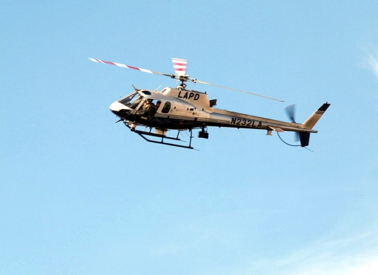 Helicopter Lapd  1