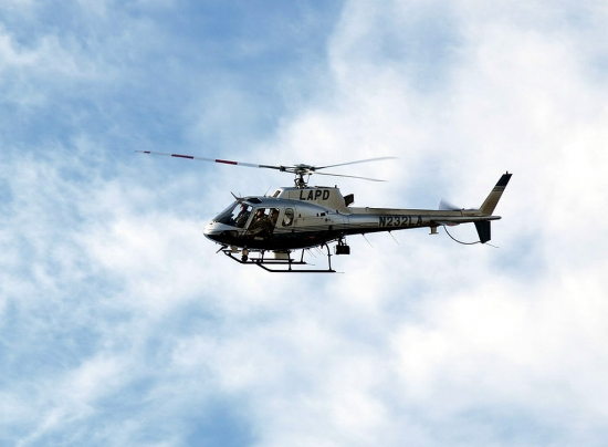 Helicopter Lapd  3